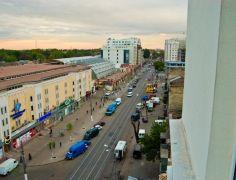 Панорамный вид на город2