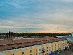 Панорамный вид на город1